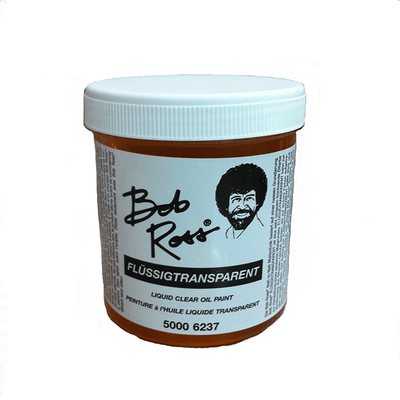 Bob Ross Base Coats