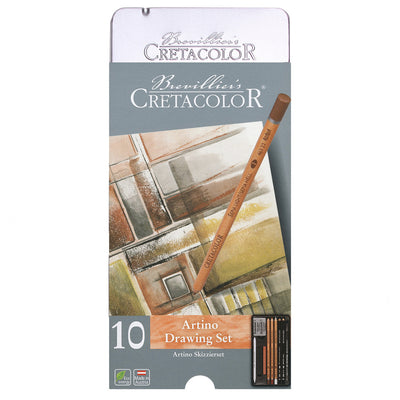 Cretacolor Artino Selection Set 10 Pk
