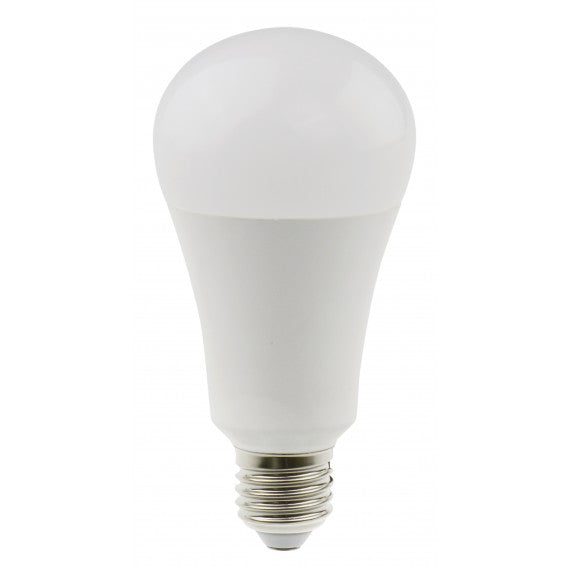 Daylight 15W LED Bulb (ES Cap) (Screw Fitting)
