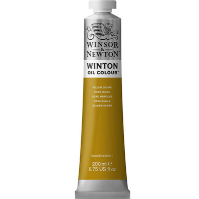 Winton Oil Colour Tubes - 200ml