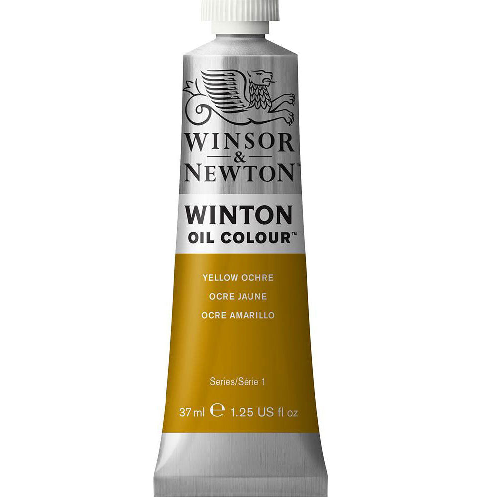 Winton Oil Colour Tubes - 37ml