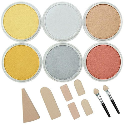 Pan Pastel Metallics Set  - Set of 6