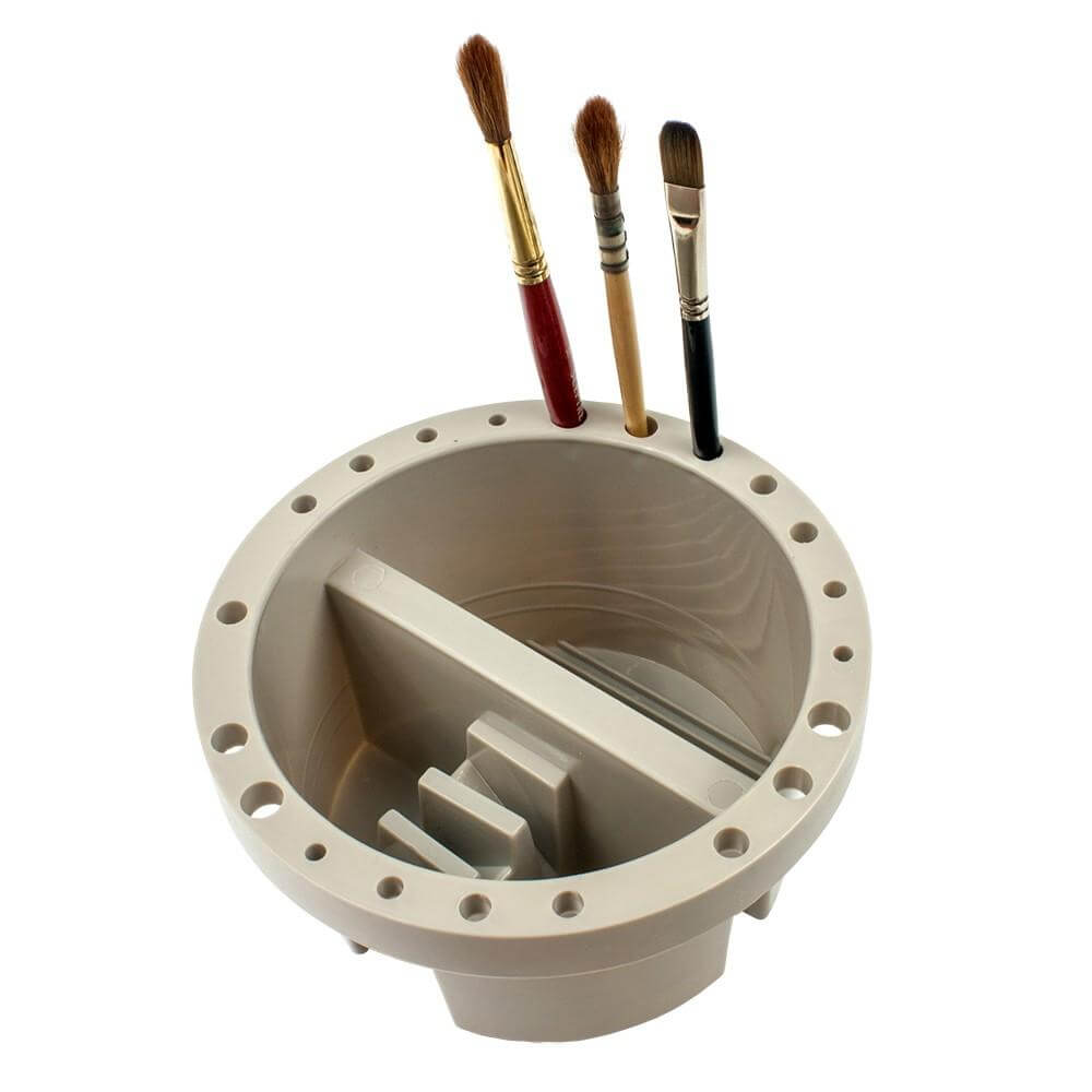Artists' Brush Tub