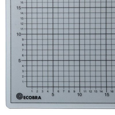 Ecobra Translucent Cutting Mats 3mm Thick