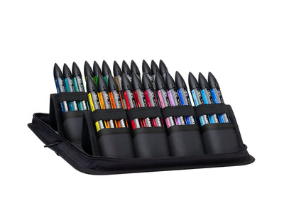 Winsor & Newton Promarker Arts & Illustration Set - Set of 24