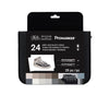 Winsor & Newton Promarker 24 Set - Black & Greys