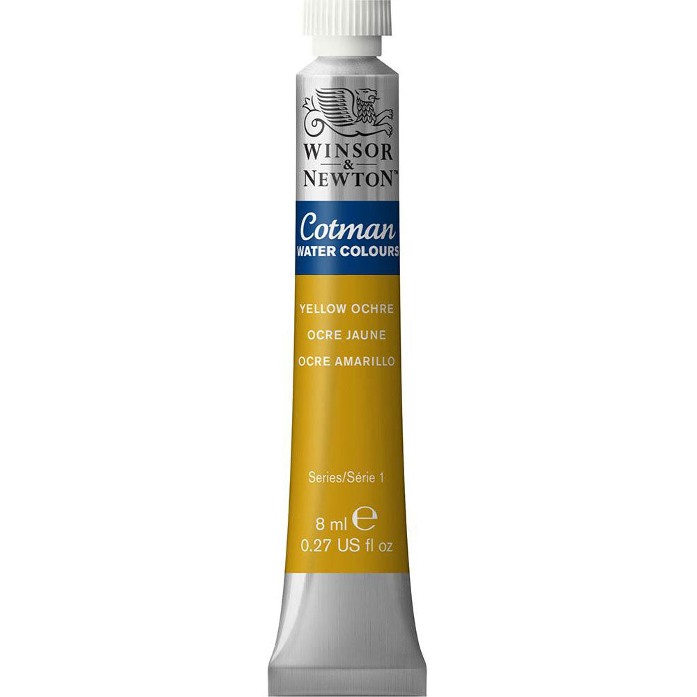 Cotman Watercolour Tubes - 8ml