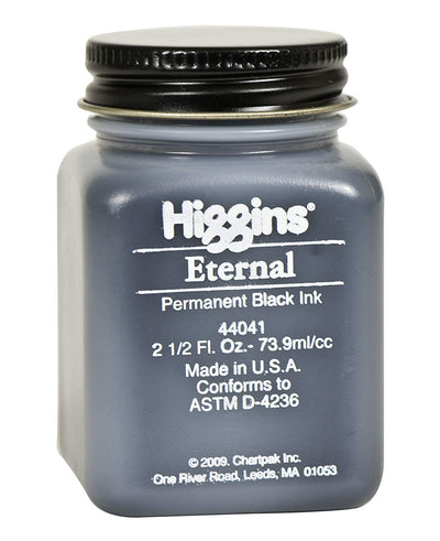 Higgins Eternal Ink Non-Waterproof 2oz