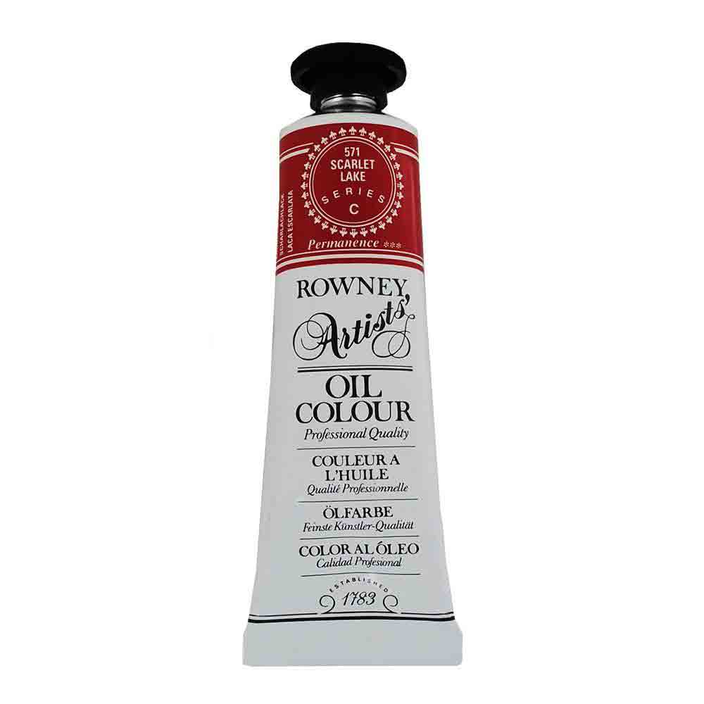 Daler Rowney Artists Oil Colour 38ml Tubes - Series F