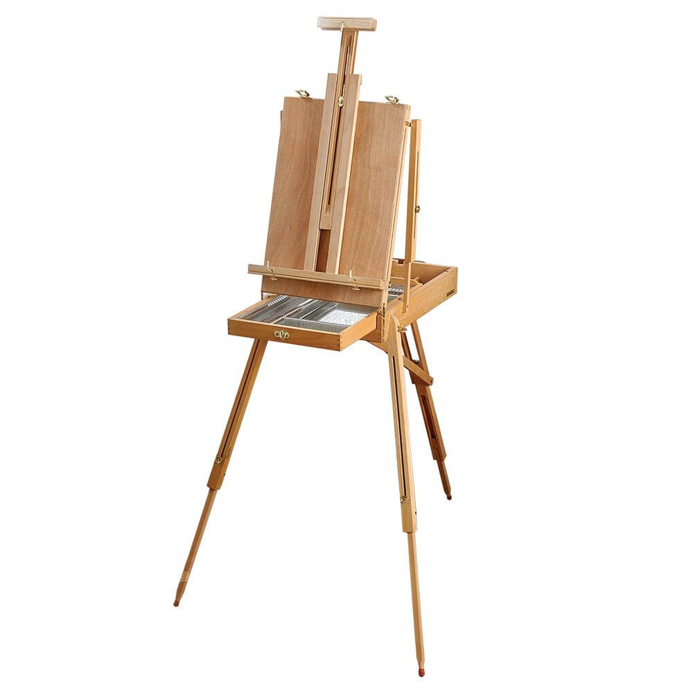 ARTdiscount Warton Folding Sketch Box Easel
