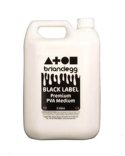 Black Label - Premium PVA Medium