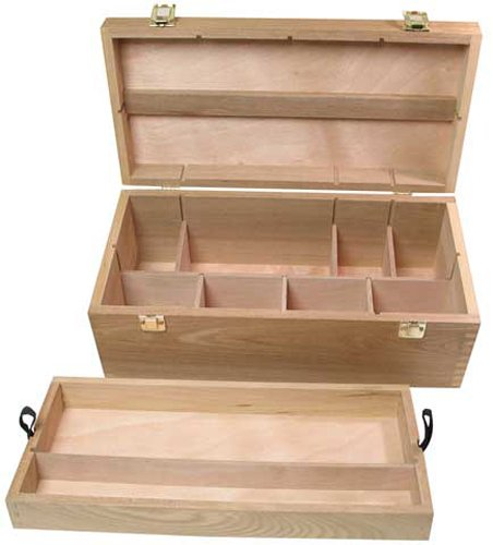 Loxley Howden Artists Storage Chest - Single Box