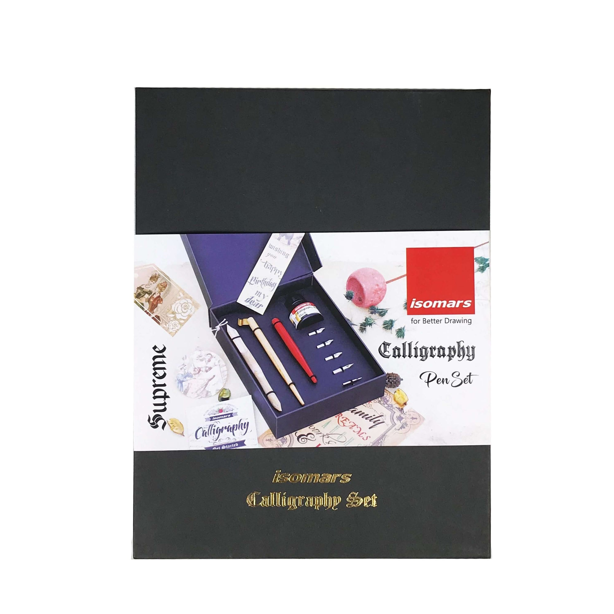 ARTdiscount Calligraphy Pen Set - Supreme