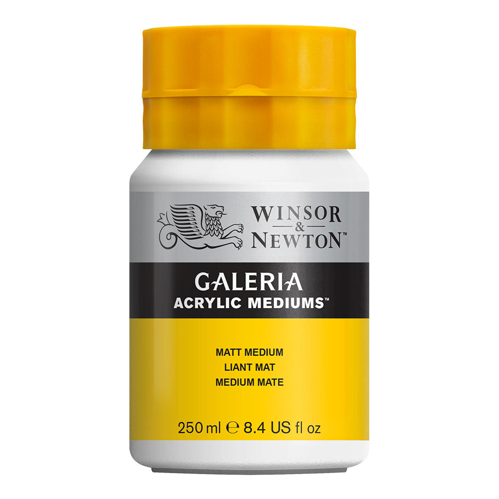 Winsor & Newton Galeria Mediums - 250ml