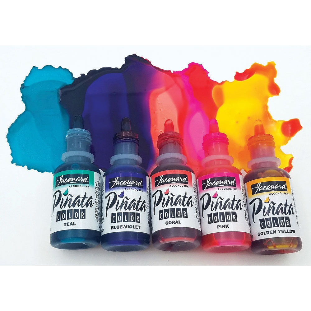 Piñata Alcohol Ink