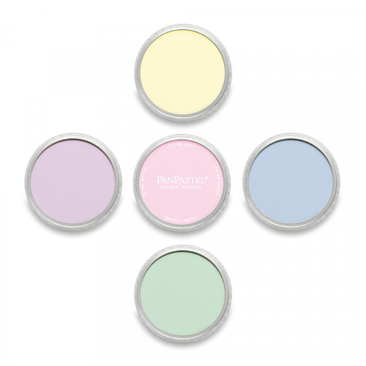 Pan Pastel Starter Set TINTS - Set of 5