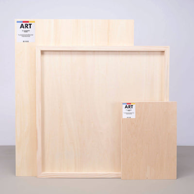 ARTdiscount Artists Wooden Panels - Multi Packs