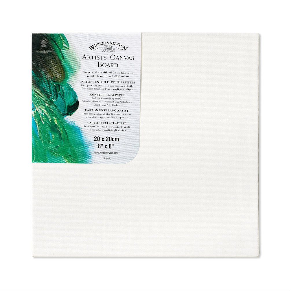 Winsor & Newton Artists Canvas Boards