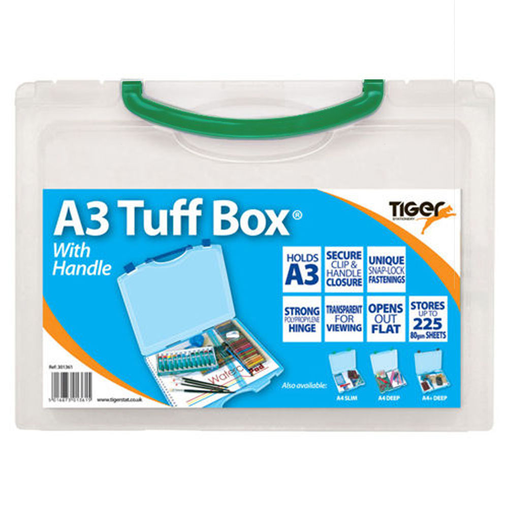 Tiger A3 Tuff Box