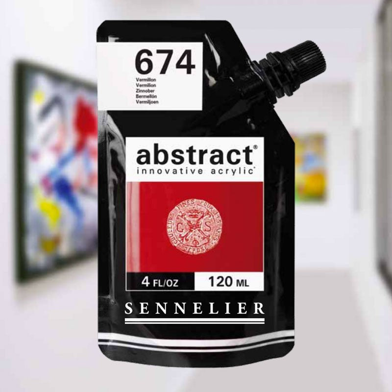 Sennelier Abstract Acrylic 120ml