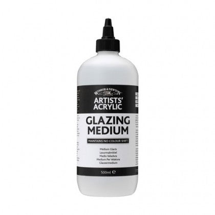 Winsor & Newton Professional Acrylic Glazing Medium