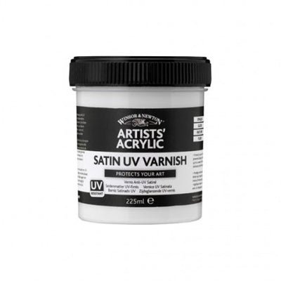 Winsor & Newton Professional Acrylic UV Varnish (Tubs)
