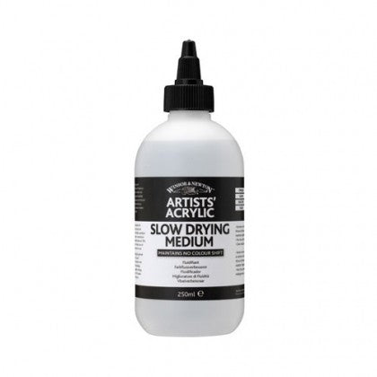 Winsor & Newton Professional Acrylic Slow Drying Medium