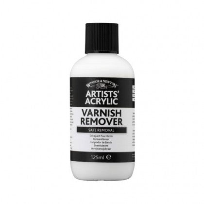 Winsor & Newton Professional Acrylic Varnish Remover - 125ml