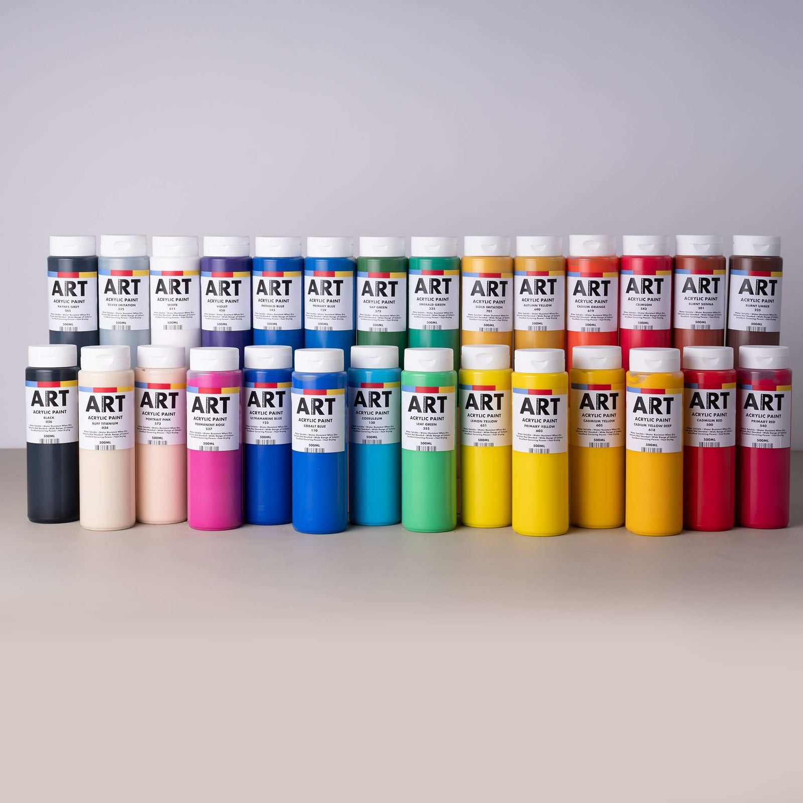 Buy Artists Acrylic Paints Online