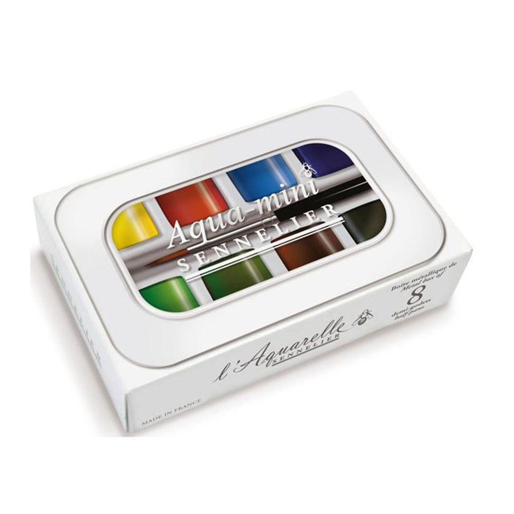 Sennelier Aqua Mini Watercolour Set