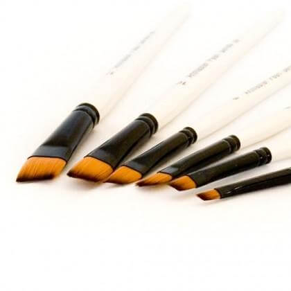 Artmaster Pearl Brush Angled Series 33