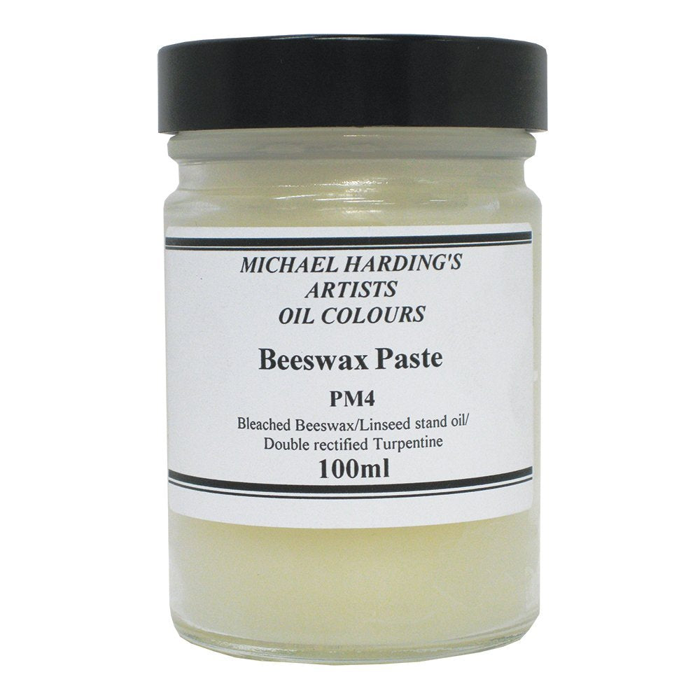 Michael Harding Beeswax Paste 100ml Jar
