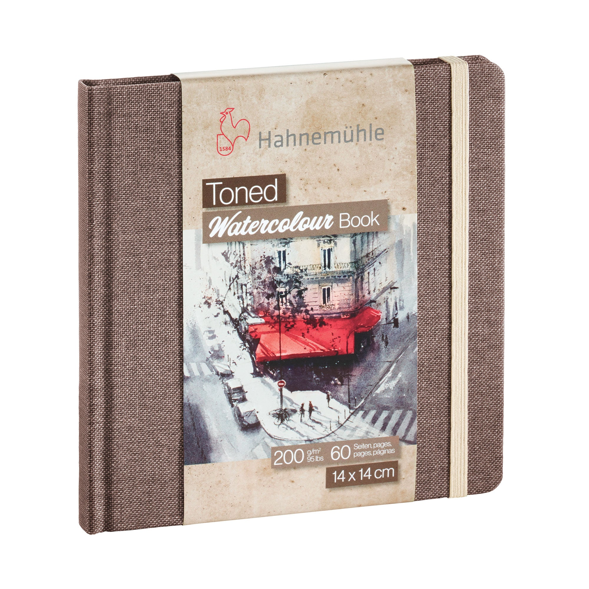 Hahnemühle 'Toned' Watercolour Books - Beige
