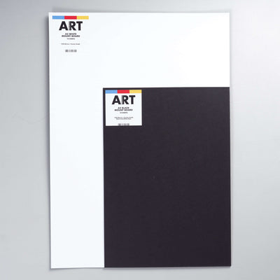 ARTdiscount Mount Board - Pack of 10 sheets