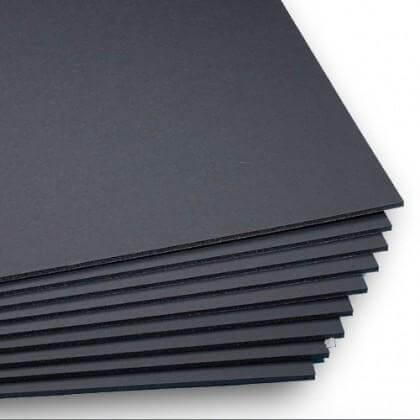 Black Foam Board - 5mm Thick
