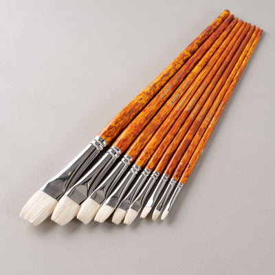 ARTdiscount Bristle Brushes - Brights