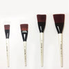 Daler Rowney Graduate XL Stiff Synthetic Flat Brushes