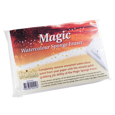 Frisk Magic Watercolour Sponge Eraser