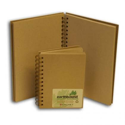 Cachet Earthbound Recycled Sketchbooks