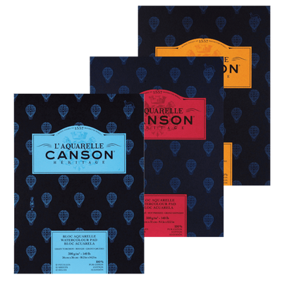 Canson Héritage Pads - 300gsm