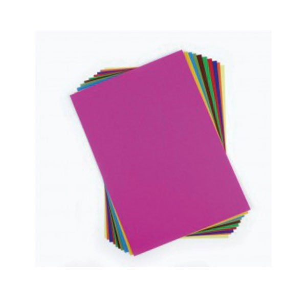 Seawhite Tropical Coloured CARD A3 - 10 sheet pack