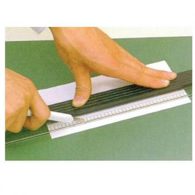Chartmate Professional Cutting Ruler  - 60cm