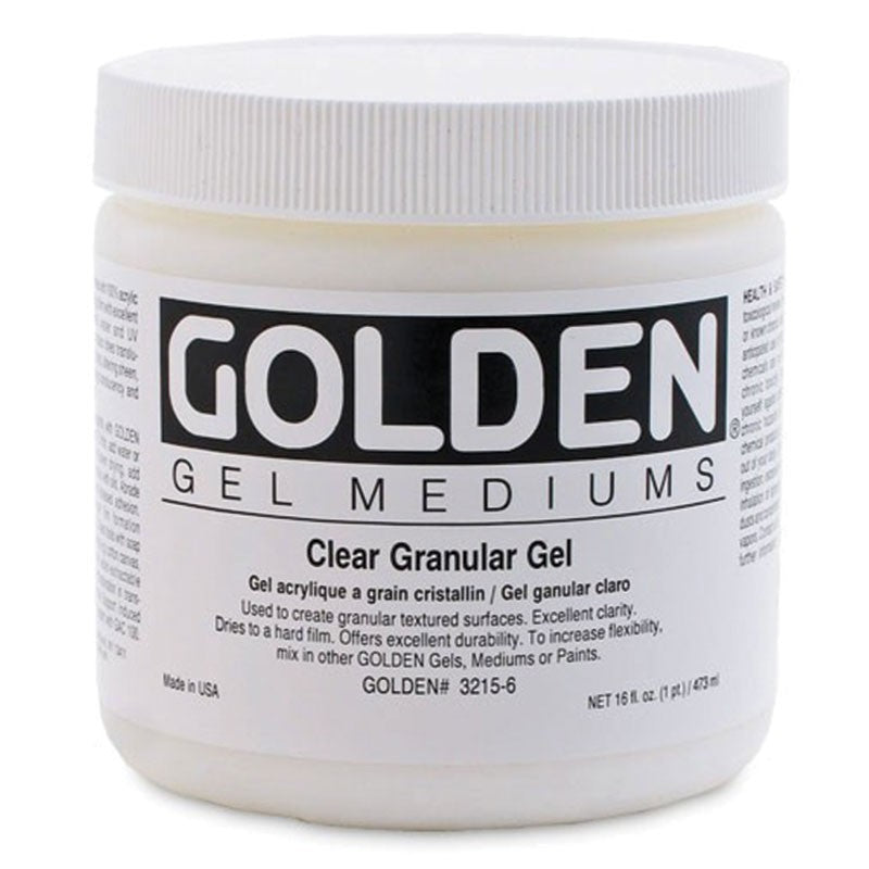 GOLDEN Clear Granular Gel 236ml