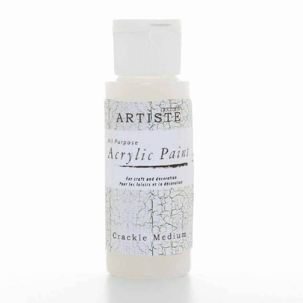 Artiste Medium (2oz) - Crackle Medium
