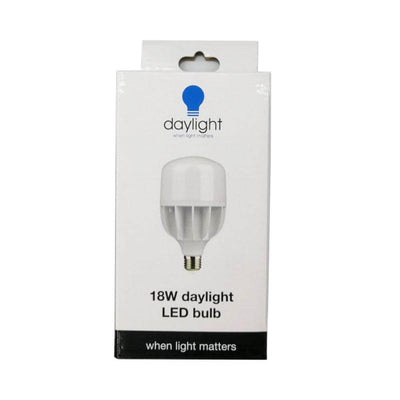 18W energy saving daylight bulb (Screw Fitting)