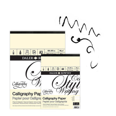Daler Rowney Calligraphy Pads