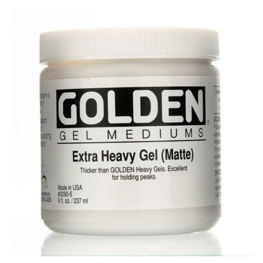 GOLDEN Extra Heavy Gel - 236ml