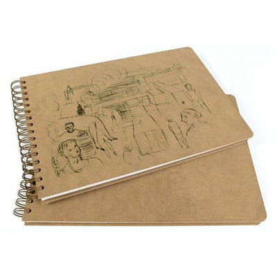 Seawhite Euro Drawing Board Covers Sketch Books