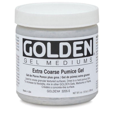 GOLDEN Pumice Gel - 236ml