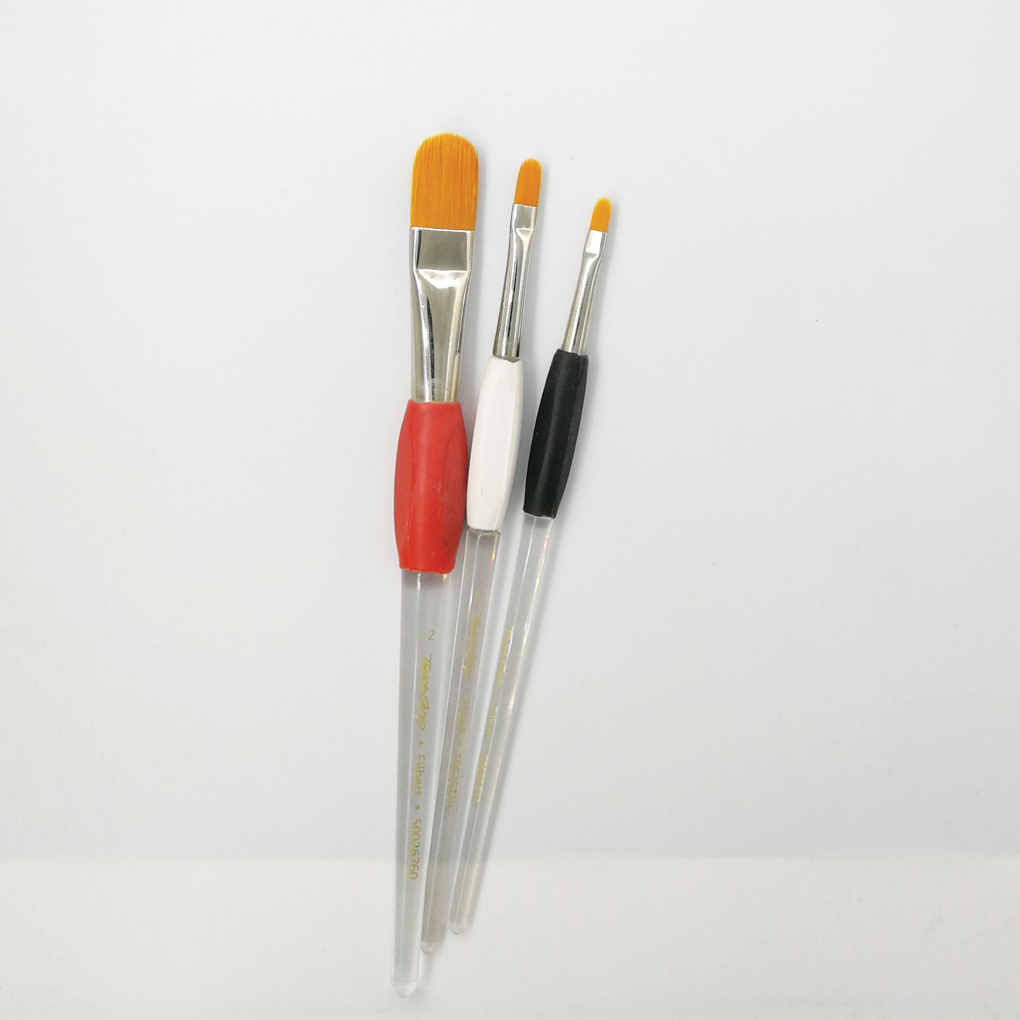 Pro Arte TwistGrip Brushes - Filberts